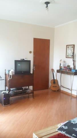 Quarto individual em apartamento - Campinas - Leilighet