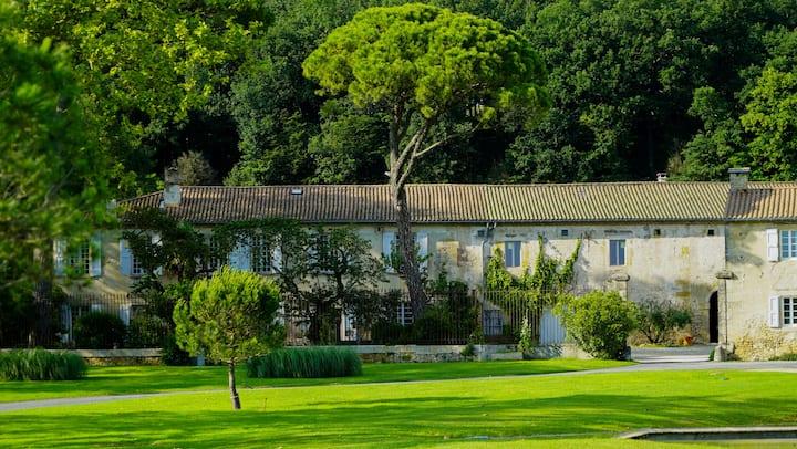 Holiday rental property : Domaine de La Bouriette