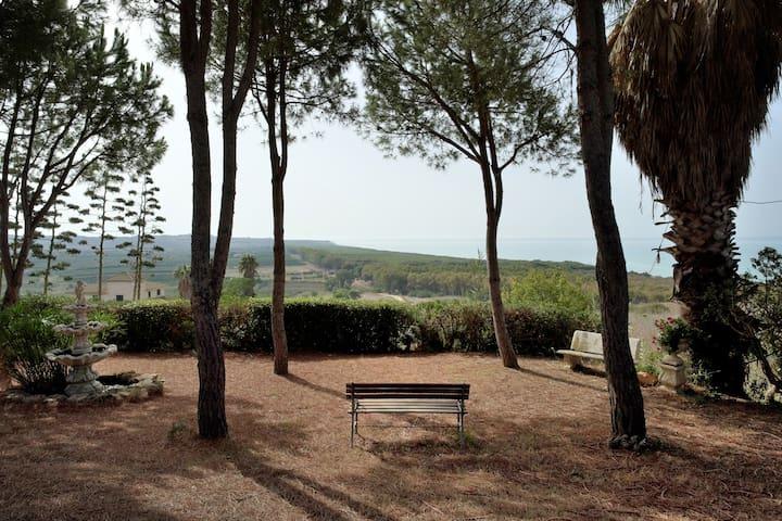 Villa Aprile, sun and relax - Ribera - Casa de camp