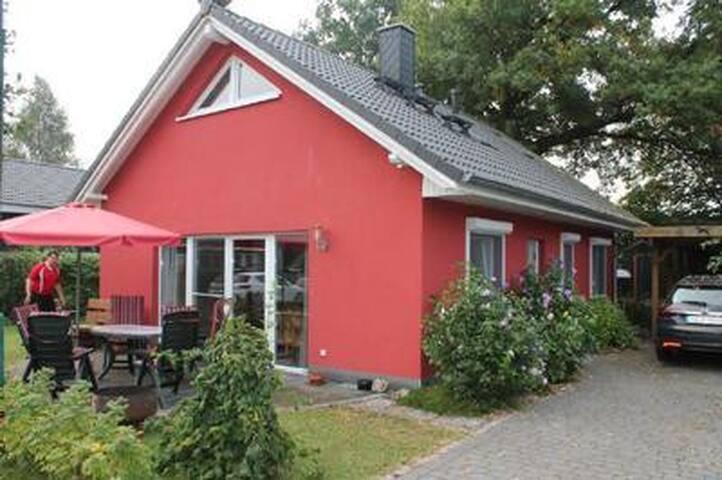 Ferienhaus Jökefine