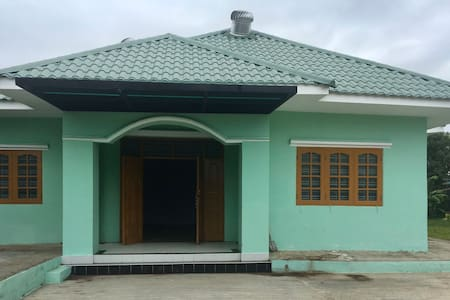 A spacious private house in Nay Pyi Taw