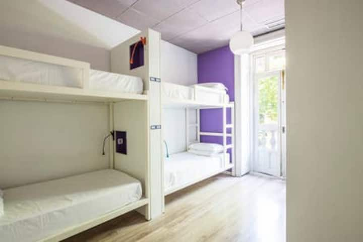 Cosy  Bed in a Dormitory, In the Centre of Madrid