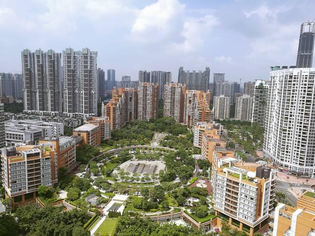 广州最贵楼盘之一,最奢华及舒适的住宅环境。 - Canton - Appartamento