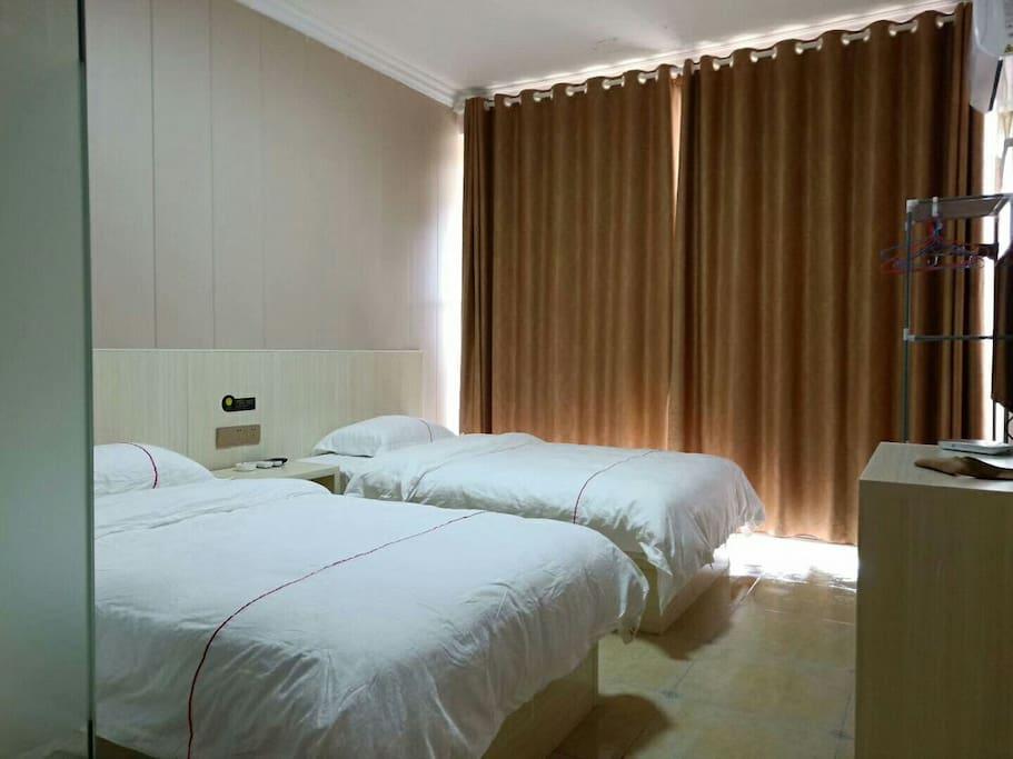 舒适的房间
