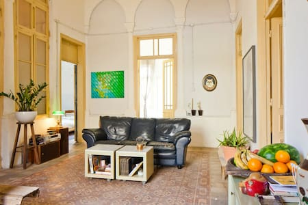 Spacious authentic room in Old Jaffa by the beach