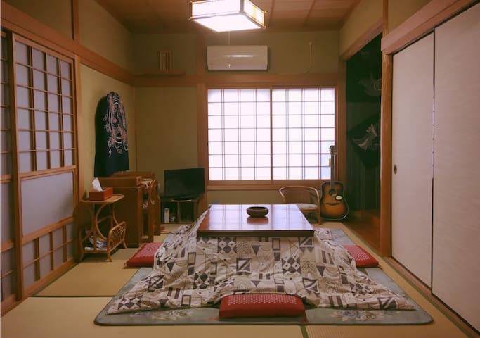 "*Maru House Room1F*6 mins walk from ""紀伊勝浦"" station"