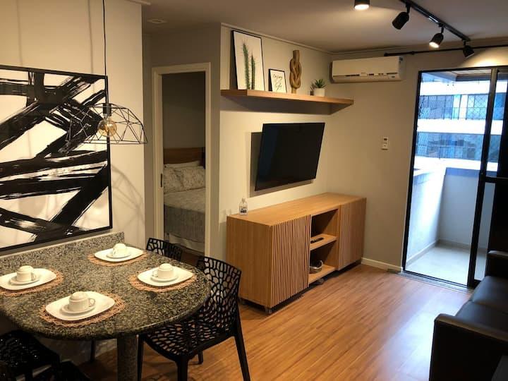 Apartamento inteiro. Maceió BEIRA MAR DE PAJUÇARA
