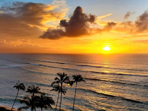 Gorgeous Oceanfront View, Napili Lahaina, W. Maui
