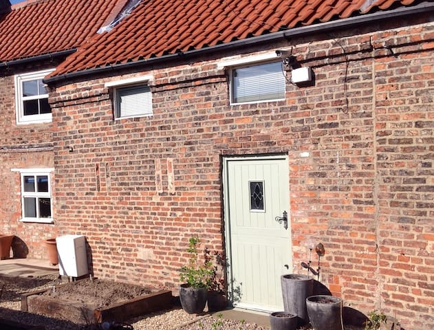 Ground floor annex in charming barn - Hemingbrough - Ház