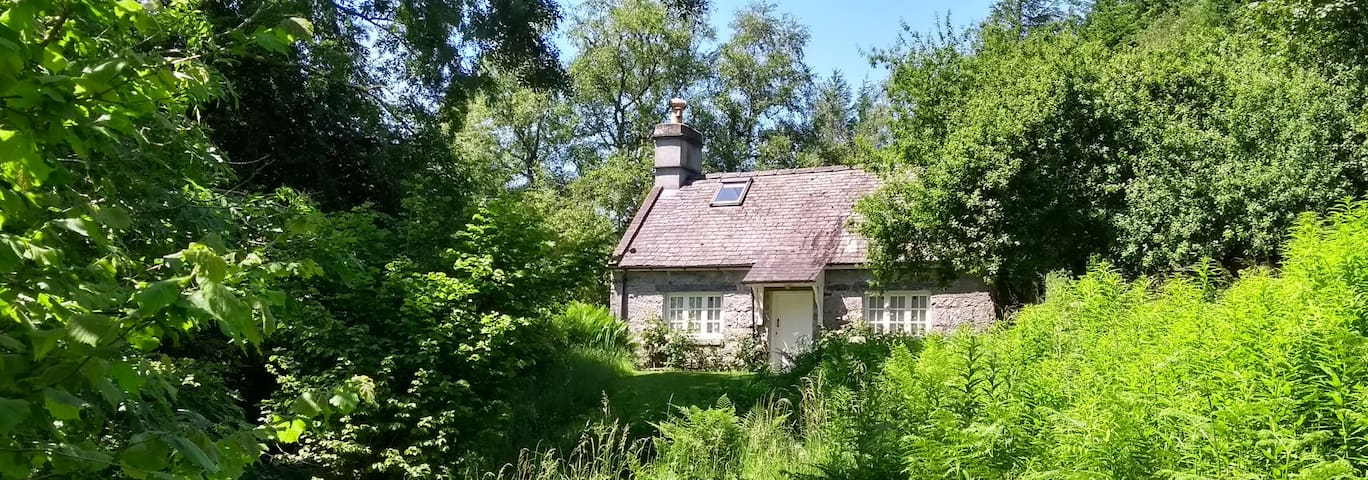 Pentop Cottage, Gwydir Forest