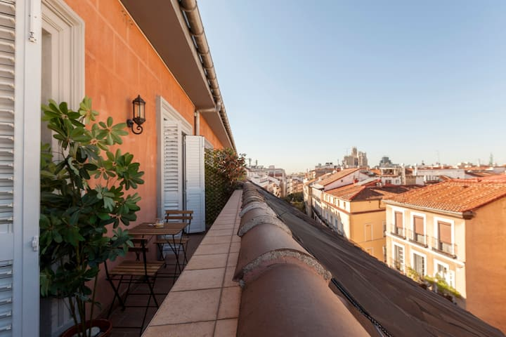 Exclusive penthouse in the centre of madrid condominiums - The penthouse madrid ...