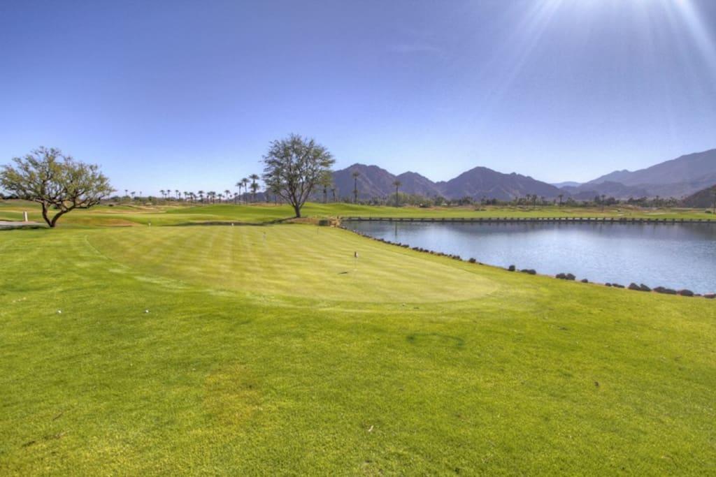 La Quinta Resort golf course