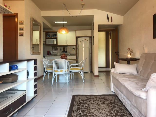 Apartamento aconchegante e prático dentro da Vila!