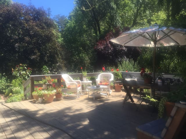 Garden cottage - Lagunitas - Rumah