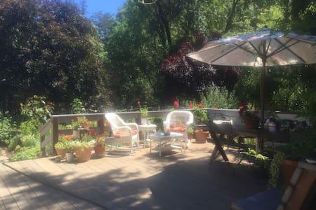 Garden cottage - Lagunitas