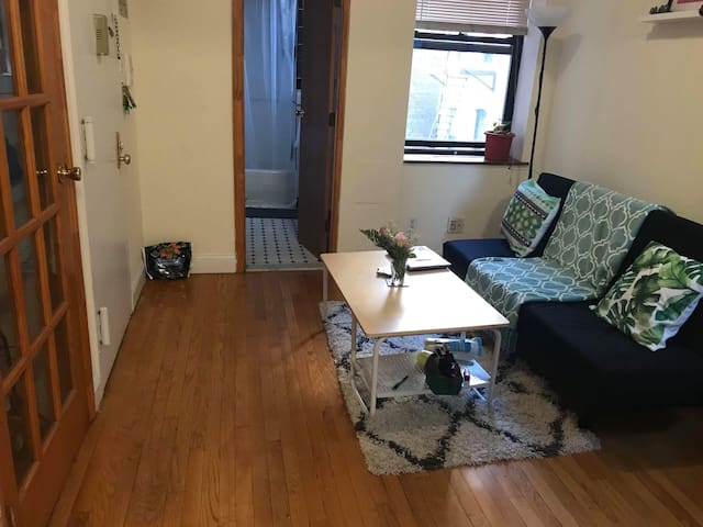 Cozy room near Columbia University in UWS