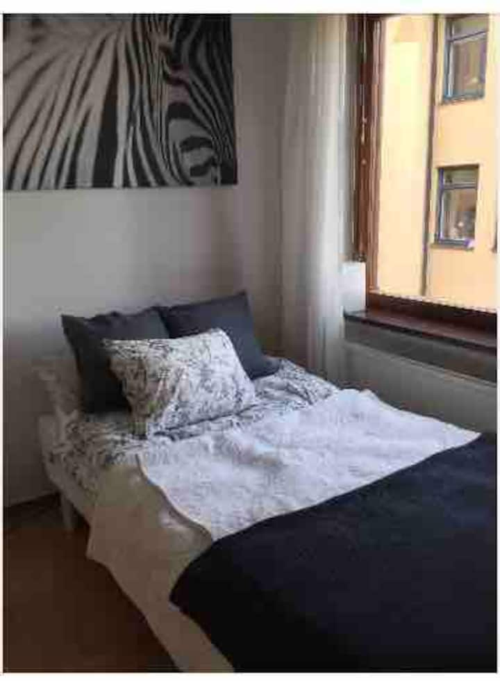 Lovely room in the center of Sthlm