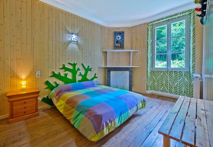 Bed&Breakfast, El Ambigú D-II - Urdos - 家庭式旅館
