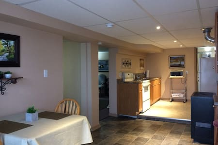 Apartment, Private, Clean, Furnished, 1 bedroom,