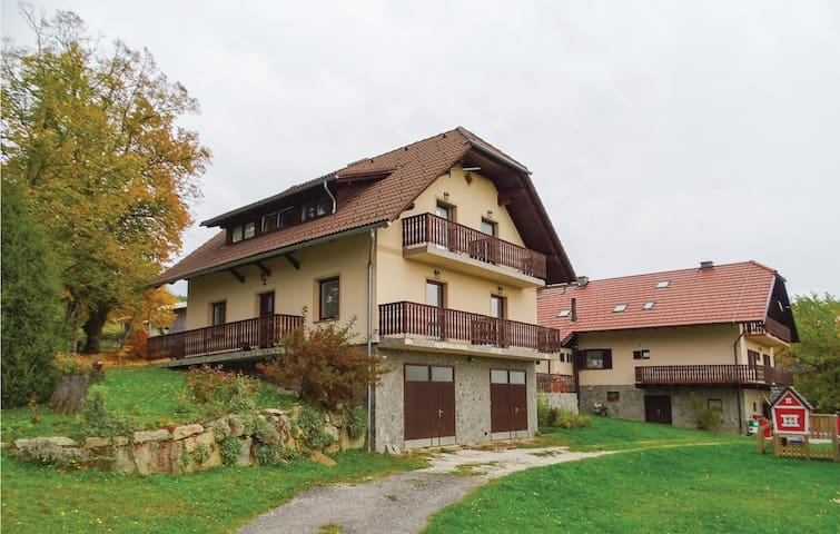 Holiday apartment with 1 bedroom on 32m² in Zrece