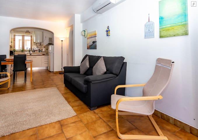 Luz Beach Apartment with wifi