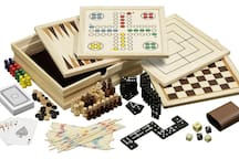 We Have a Selection Of Traditional Board Games Available