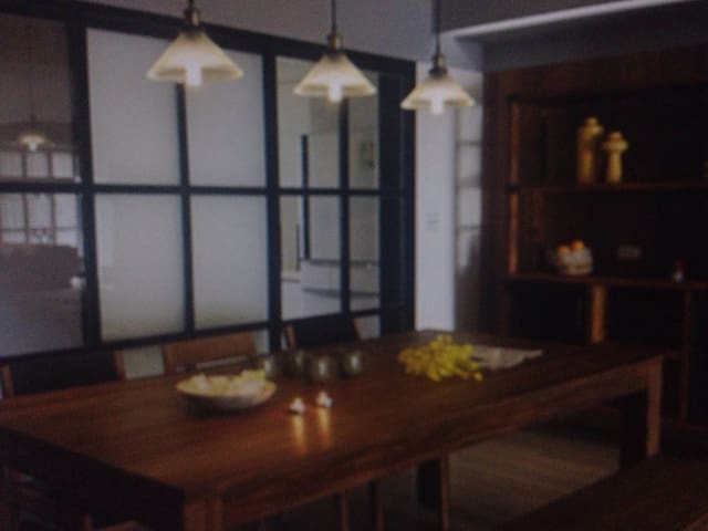 Cozy two bedroom - Austerlitz - Huis