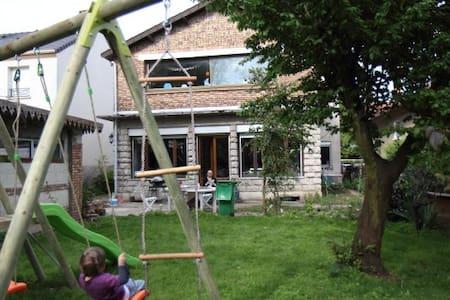 Maison 160m² avec jardin à 17 km de Paris - Savigny-sur-Orge