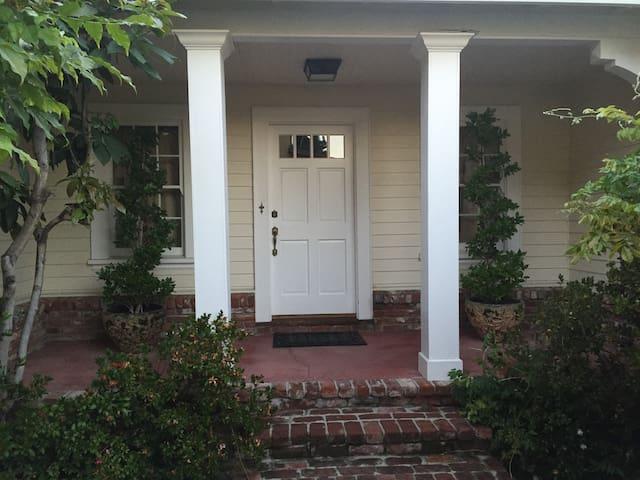 Beautiful Quiet Redwood City Home - Emerald Hills - Casa