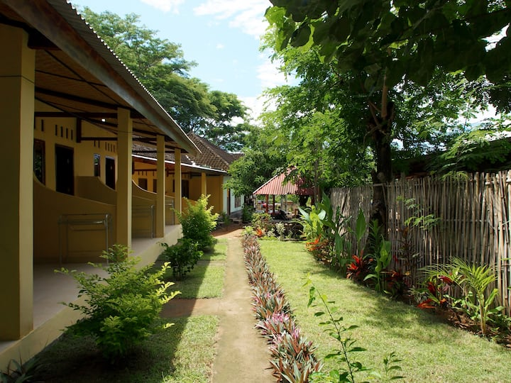 T&T Homestay include 24 hours coffe