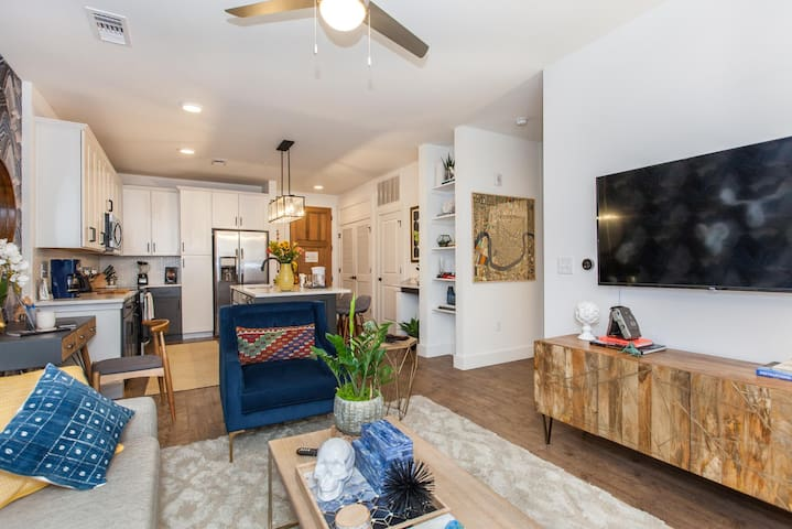 Brand New Luxury Condo in Downtown Asheville