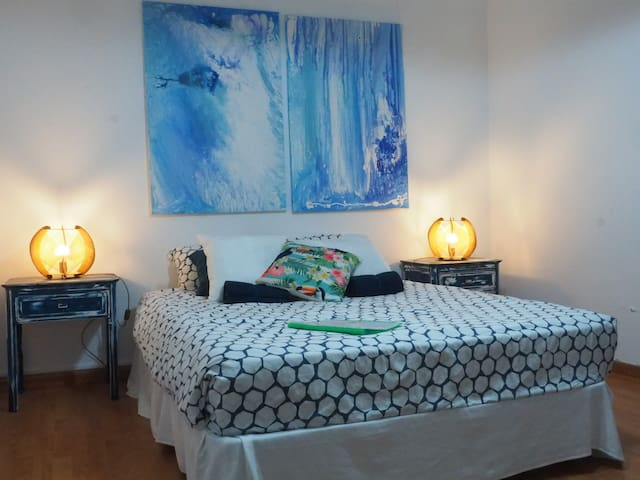 Beautifully decorated double room in the Old Town