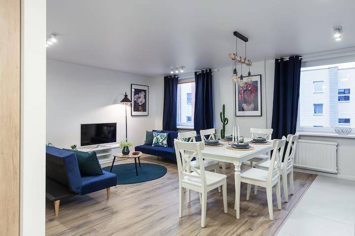 New unique 3 bedroom apartment!