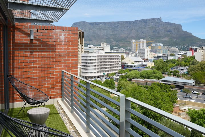 Upmarket Flat nearby V&A Waterfront - Cape Town