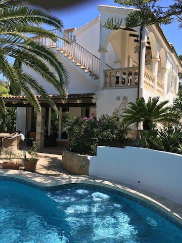 Oase mit Pool im Südwesten - Costa de la Calma - Casa