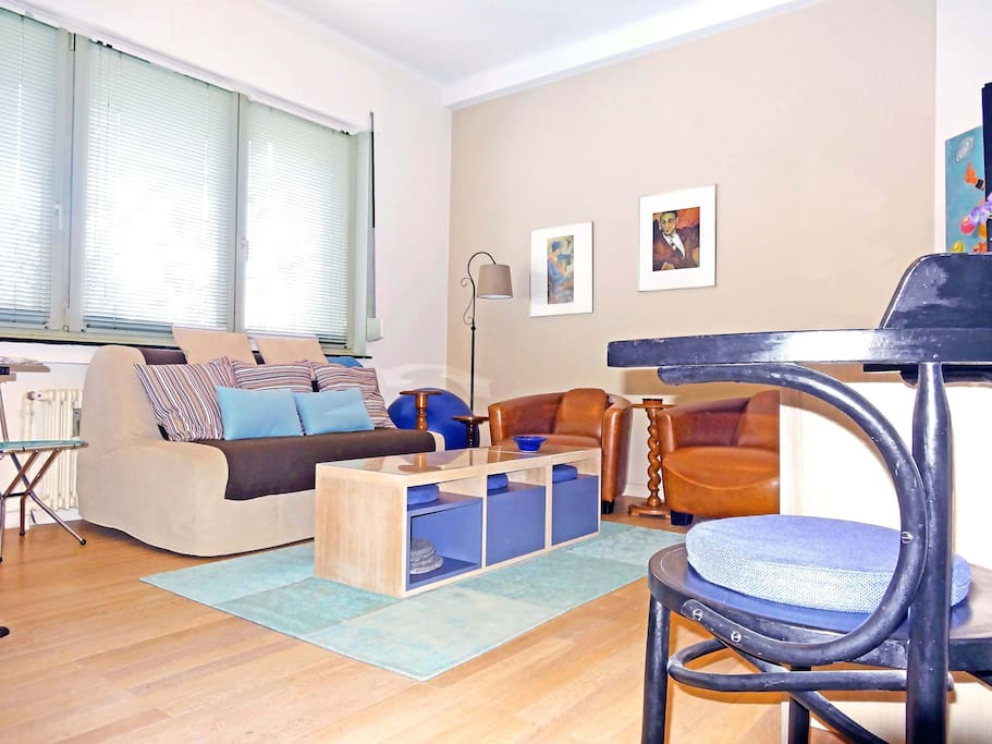 Gorgeous Near All One Room Flat S Duisant