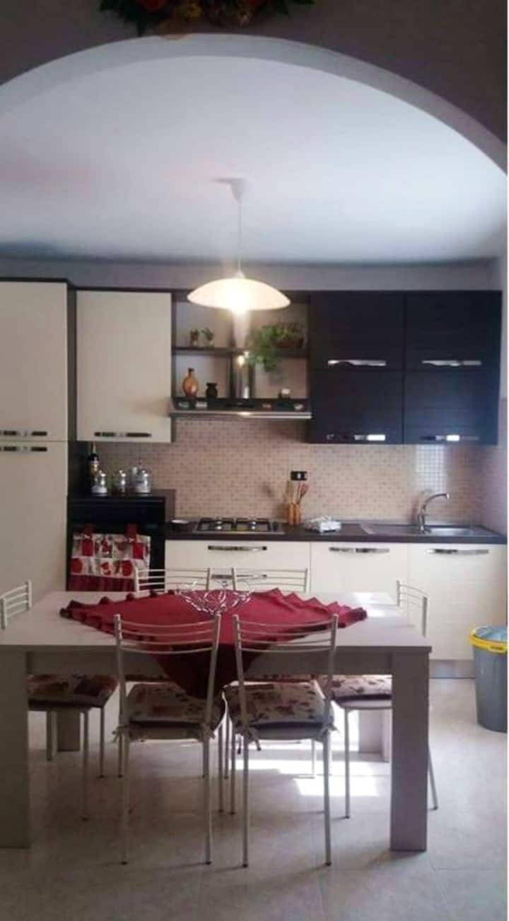 House with 2 bedrooms in Provincia di Agrigento, with enclosed garden