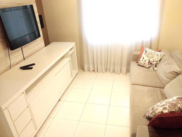 Sala de estar  casa  Sabiá