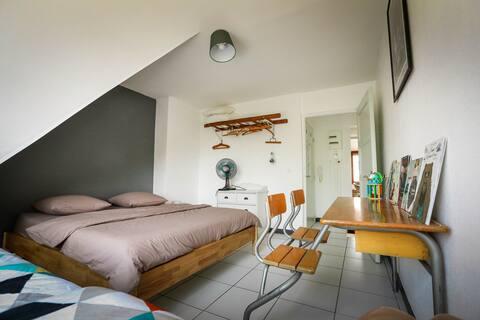 Appartement Colmar Place HaslingerParking gratuit