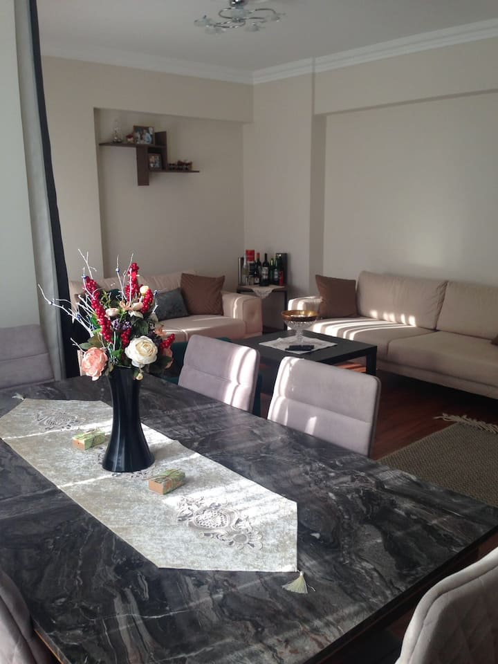 Family house 5 min to (SAW) Sabiha Gokcen Airport