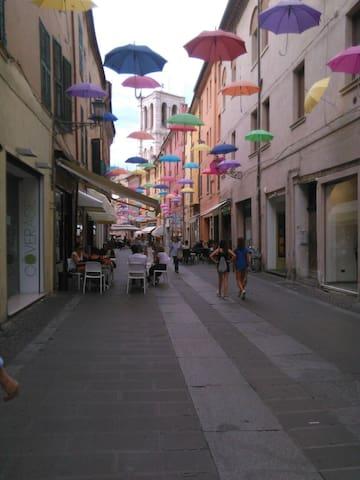 Ad un passo dalla cattedrale - Ferrara - Apartament