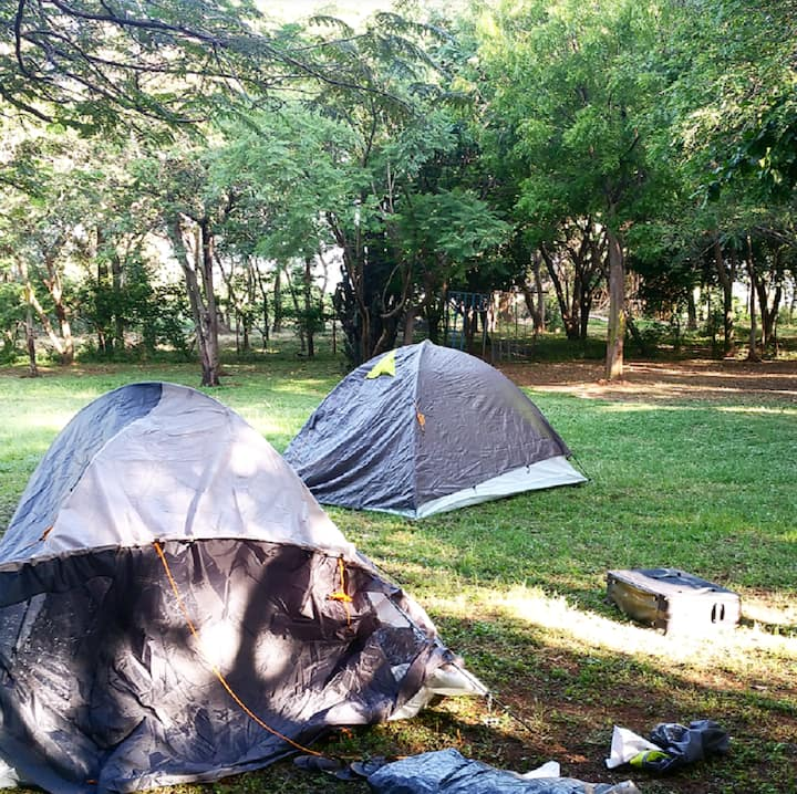 Elmolo Camp Site, Yimbo.