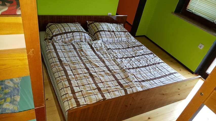 SOFIA SLEEP & GO HOUSE - green - Kranj - Dom