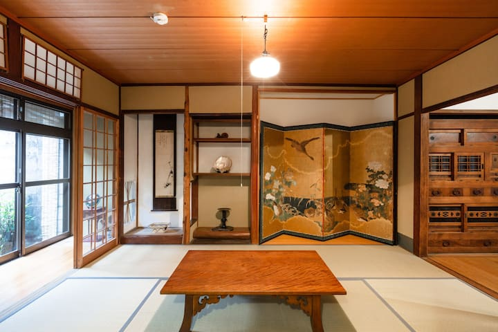 Machiya House near Philosopher's Walk ICHINOAN 壱の庵