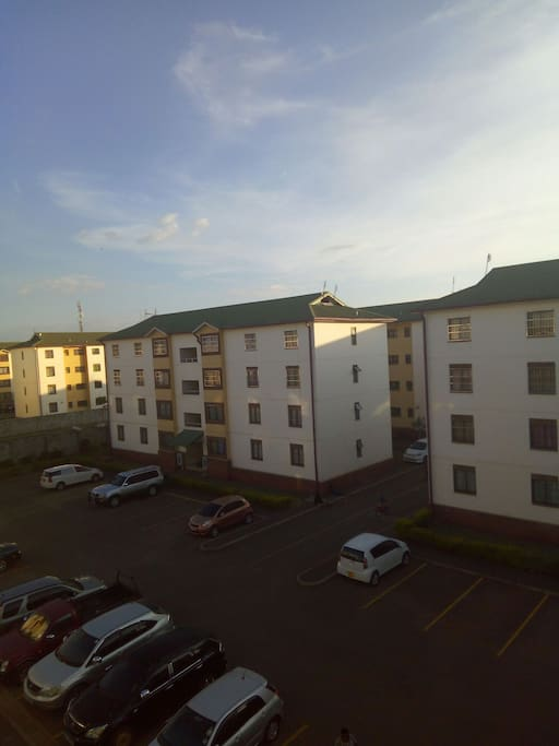 Nyayo Estate Apartments