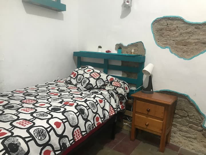 Vintage Cordoba room