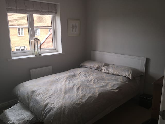 Nice room in a lovely village 10 mins from Yeovil