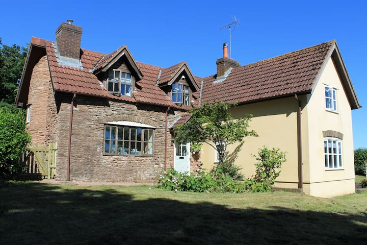 Country Cottage in South Herefordshire - Herefordshire - Huis