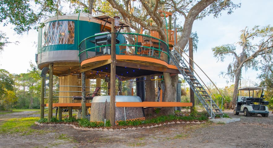 Treehouse at Danville