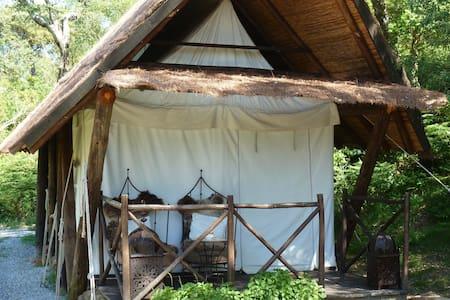 Desire Tent @ Aterra eco camping - S.Teotónio